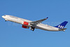 Scandinavian Airlines-SAS Airbus A330-343 LN-RKR (msn 1660) LAX (Michael B. Ing). Image: 935893.