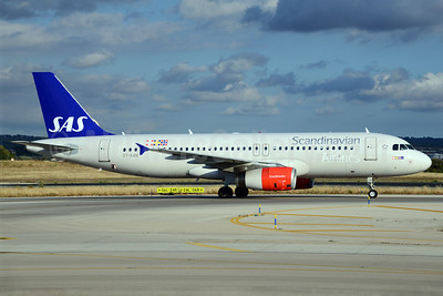 Scandinavian Airlines-SAS Airbus A320-232 OY-KAN (msn 2958) PMI (Ton Jochems). Image: 913324.