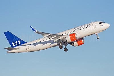 Scandinavian Airlines-SAS Airbus A320-251N WL SE-DOZ (msn 7565) SRN (Stefan Sjogren). Image: 941260.