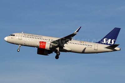 Scandinavian Airlines-SAS Airbus A320-251N WL SE-DOY (msn 7499) LHR (SPA). Image: 940346.