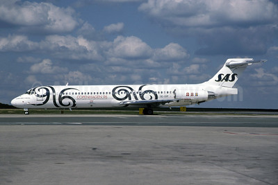 """Copenhagen 96"" promotional livery"