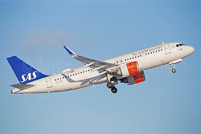 Scandinavian Airlines-SAS Airbus A320-251N WL SE-ROB (msn 7676) ARN (Stefan Sjogren). Image: 940858.