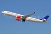 Scandinavian Airlines-SAS Airbus A330-343 LN-RKU (msn 1715) LAX (Michael B. Ing). Image: 939958.