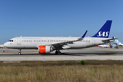 Scandinavian Airlines-SAS Airbus A320-251N WL LN-RGN (msn 7341) PMI (Ton Jochems). Image: 938366.