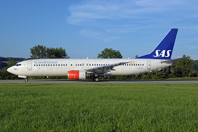 Scandinavian Airlines-SAS Boeing 737-883 LN-RPL (msn 30469) ZRH (Rolf Wallner). Image: 947265.