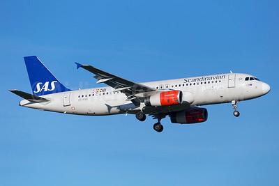 Scandinavian Airlines-SAS Airbus A320-232 OY-KAN (msn 2958) ARN (Stefan Sjogren). Image: 924647.
