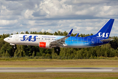 """SAS' 2016 """"Celebrating 70 Years"""" special livery"""