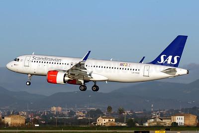 Scandinavian Airlines-SAS Airbus A320-251N WL LN-RGM (msn 7277) PMI (Javier Rodriguez). Image: 936631.