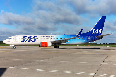 "SAS' 2016 ""Celebrating 70 Years"" special livery"