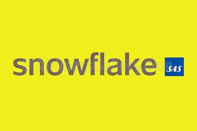 1. Snowflake (SAS) logo