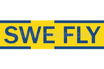 1. Swe Fly logo