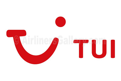 1. TUI Airlines (TUI fly Nordic) logo