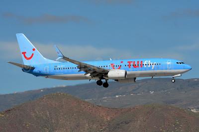 TUIfly Nordic Boeing 737-86N SSWL SE-RFV (msn 32669) TFS (Paul Bannwarth). Image: 926680.