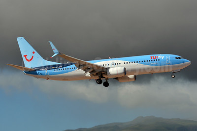 TUIfly Nordic Boeing 737-8K5 SSWL SE-RFY (msn 44272) LPA (Paul Bannwarth). Image: 934514.