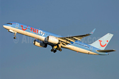 Airline Color Scheme - Introduced 2001 (TUI)