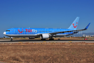 TUIfly Nordic Boeing 767-304 ER WL SE-RFS (msn 28040) PMI (Ton Jochems). Image: 905023.