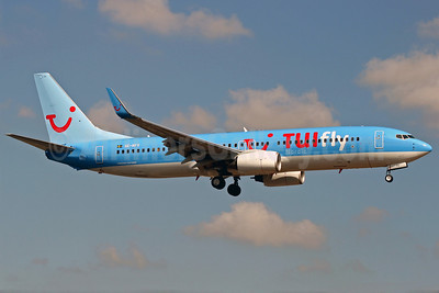 TUIfly Nordic Boeing 737-86N WL SE-RFV (msn 32669) PMI (Javier Rodriguez). Image: 906515.