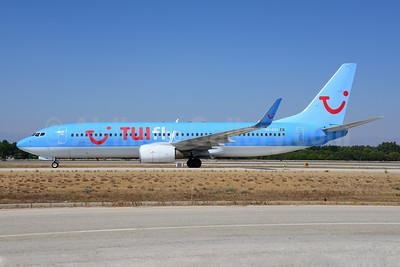 TUIfly Nordic Boeing 737-804 WL SE-DZV (msn 32904) AYT (Ton Jochems). Image: 920783.