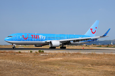 TUIfly Nordic Boeing 767-38A ER WL SE-RFR (msn 29617) PMI (Ton Jochems). Image: 912338.