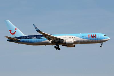 TUIfly Nordic Boeing 767-304 ER WL SE-RNC (msn 28208) PMI (Javier Rodriguez). Image: 947732.