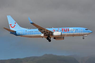TUIfly Nordic Boeing 737-804 WL SE-DZV (msn 32904) LPA (Paul Bannwarth). Image: 934512.