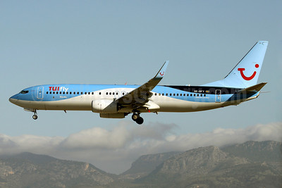 Airline Color Scheme - Introduced 2012 (TUI)