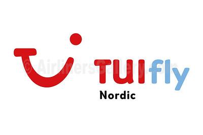 1. TUI fly Nordic logo