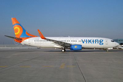 Viking Airlines Boeing 737-86Q WL C-FEAK (msn 30292) YYZ (TMK Photography). Image: 902854.