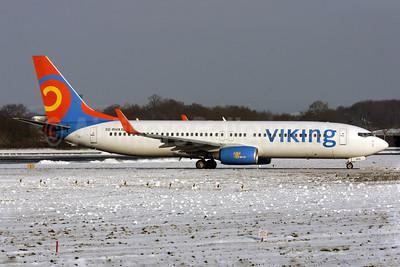 Viking Airlines Boeing 737-86N WL SE-RHX (msn 28592) LGW (Antony J. Best). Image: 909872.