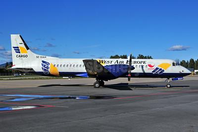 West Air Europe Cargo (West Atlantic Group) BAe ATP SE-MAH (msn 2004) OSL (Ton Jochems). Image: 930937.
