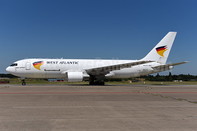 West Atlantic Cargo Airlines (West Air Sweden) Boeing 767-232 (F) SE-RLA (msn 22224) LGG (Ton Jochems). Image: 942808.