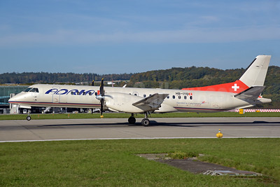 Darwin Airline is now operating as Adria Switzerland
