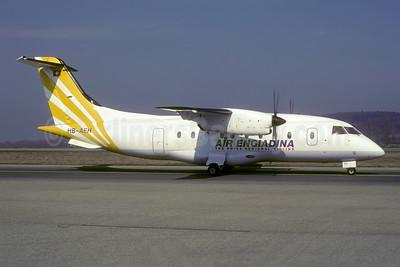 Air Engiadina Dornier 328-110 HB-AEH (msn 3036) ZRH (Rolf Wallner). Image: 954022.