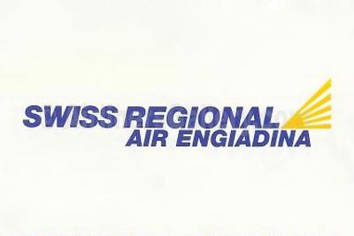 1. Air Engiadina logo