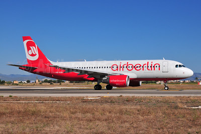 Airberlin (airberlin.com) (Belair Airlines) Airbus A320-214 HB-IOQ (msn 3422) PMI (Ton Jochems). Image: 952800.