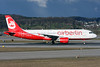 Airberlin (airberlin.com) (Belair Airlines) Airbus A320-214 HB-JOZ (msn 4631) ZRH (Andi Hiltl). Image: 911968.