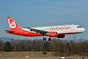 Airberlin (airberlin.com) (Belair Airlines) Airbus A320-214 HB-IOQ (msn 3422) BSL (Paul Bannwarth). Image: 937195.