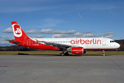 Airline Color Scheme - Introduced 2008 (Airberlin)