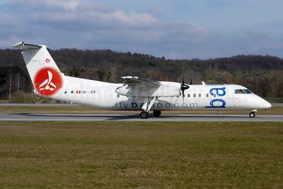 Baboo Airways (Flybaboo.com) de Havilland Canada DHC-8-315 Dash 8 (Q300) HB-JEK (msn 549) ZRH (Rolf Wallner). Image: 955107.