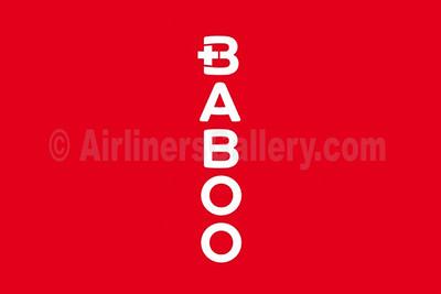 1. Baboo Airways logo