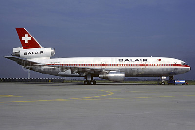 Balair (2nd) McDonnell Douglas DC-10-30 HB-IHK (msn 46998) ORY (Christian Volpati). Image: 910754.