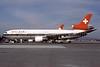 Balair (2nd) McDonnell Douglas DC-10-30 HB-IHI (msn 46969) ZRH (Rolf Wallner). Image: 902647.