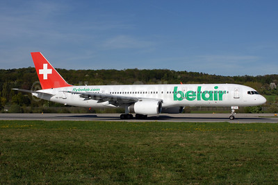 Airline Color Scheme - Introduced 2007 (green)