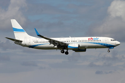 Leased from Enter Air (Poland) on July 21, 2021