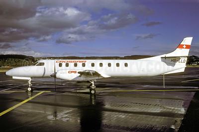 Crossair-CPS Fairchild Swearingen SA-227AC Metro III HB-LLD (msn AC-425) ZRH (Rolf Wallner). Image: 926013.