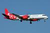 Darwin Airline SAAB 2000 HB-IYI (msn 016) (OLT Express colors) ZRH (Andi Hiltl). Image: 913534.