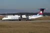 Darwin Airline Bombardier DHC-8-402 (Q400) HB-JQB (msn 4175) (Cornercard) GVA (Paul Denton). Image: 907586.