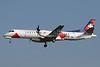 Darwin Airline SAAB 2000 HB-IZJ (msn 015) (DOS Group) GVA (Paul Denton). Image: 915536.