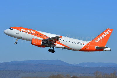 easyJet (Switzerland) Airbus A320-214 HB-JZY (msn 4196) BSL (Paul Bannwarth). Image: 941066.