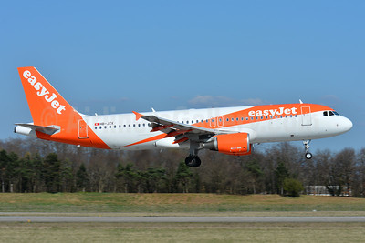 easyJet (Switzerland) Airbus A320-214 HB-JZX (msn 4157) BSL (Paul Bannwarth). Image: 941058.